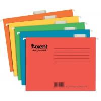 Подвесная папка А4 картонная Axent