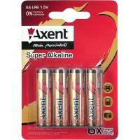 Элемент питания (батарейка) Axent LR3 (АAA), 4 шт.
