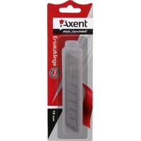 Лезвия для ножей Axent, 18 мм., 10 шт. в упак
