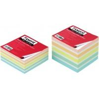 Бумага для заметок Axent Elite Color, 90х90х40 мм., не скл.