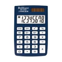 Калькулятор Brilliant BS-100XBL, 8-разрядный