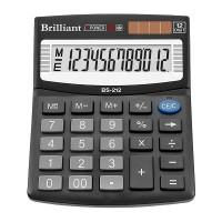 Калькулятор Brilliant BS-212, 12-разрядный