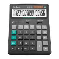 Калькулятор Brilliant BS-999, 16-разрядный