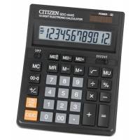 Калькулятор Citizen SDC-444S, 12-разрядный