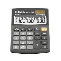 Калькулятор Citizen SDC-810B, 10-разрядный