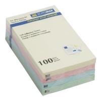 Бумага для заметок Buromax , 76х127 мм., 100 л., ассорти