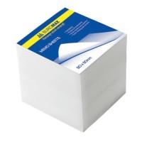 "Бумага для заметок Buromax ""Люкс"", 90х90х90 мм., не скл., белая"