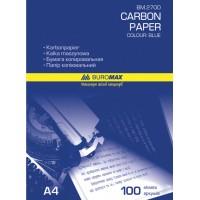Бумага копировальная синяя А4, 100 листов