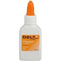 Клей ПВА Delta by Axent 50 мл, с колпачком-дозатором