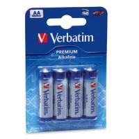Элемент питания (батарейка) Verbarim LR6 (AA)