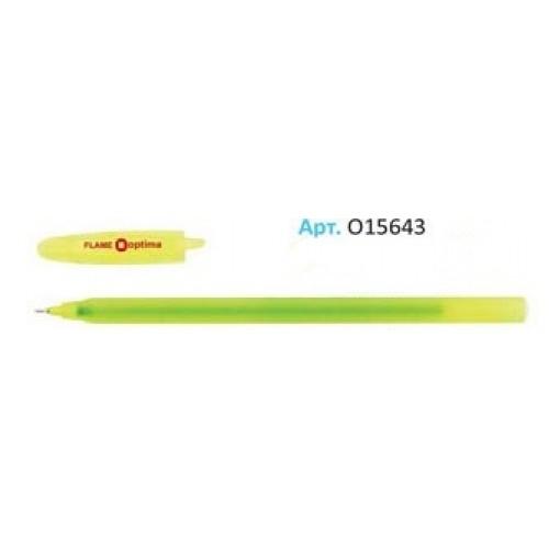 Ручка масляная Flame, 0,7мм, синяя