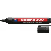 Маркер перманентный Edding 1,5-3мм