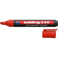 Маркер перманентный Edding 1-5мм