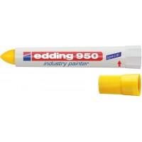 Маркер мастиковый для промышденной маркировки 10мм Edding