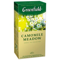 "Чай травяной Greenfield ""Camomile Meadow"", (25 пакет. в упак.)"