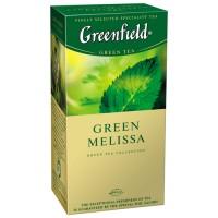 """Чай травяной Greenfield """"Green Melissa"""", (25 пакет. в упак.)"""