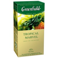 "Чай травяной Greenfield ""Tropical Marvel"", (25 пакет. в упак.)"