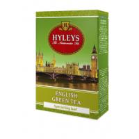 Чай зеленый Hyleys, 100г