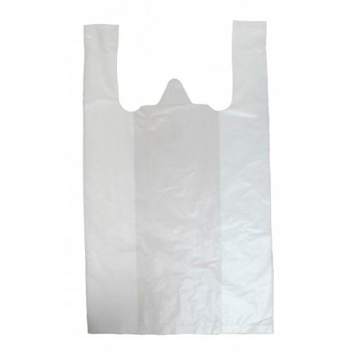 Пакеты-майка полиэтиленовые 24*42см, 100 шт./уп.