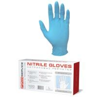 Перчатки одноразовые нитриловые, 100 шт./уп. L