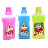 Средство для мытья пола Mr.Proper 500мл, в ассортименте