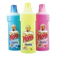 Средство для мытья пола Mr.Proper 750мл, в ассортименте