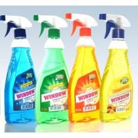 Средство для мытья окон Window Plus с распылителем