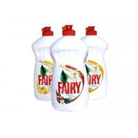 Средство для мытья посуды Fairy 500мл в ассортименте
