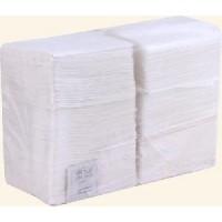 Салфетки столовые белые, 500 шт./уп.