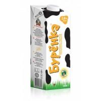 Молоко Буренка 2,6% 1л