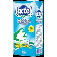 Молоко Lactel 0.5% 1л