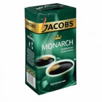 Кофе молотый Jacobs Monarch, 250г