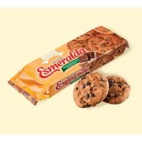 Печенье Эсмеральда с кусочками шоколада Roshen