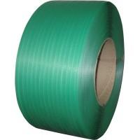 Лента упаковочная полипропиленовая 16*0,6мм, зеленая, 2 км