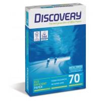 Бумага офисная Discovery А4, 70г/м2