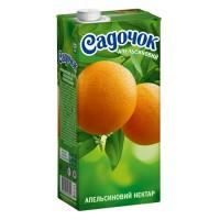 """Нектар Садочок """"Апельсиновый"""", 1л."""