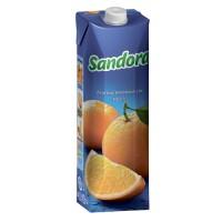 """Сок Sandora """"Апельсиновый"""", 1л."""