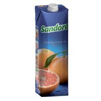 """Сок Sandora """"Грейпфрутовый"""", 1л."""